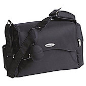 Koo-di Messenger Changing Bag, Black
