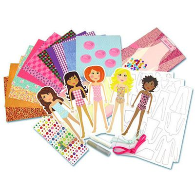 Girl Club Fashion Designer Set