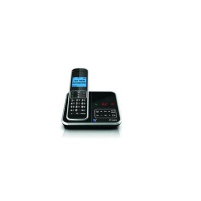 BT Inspire Telephone with Answer Machine - Single.