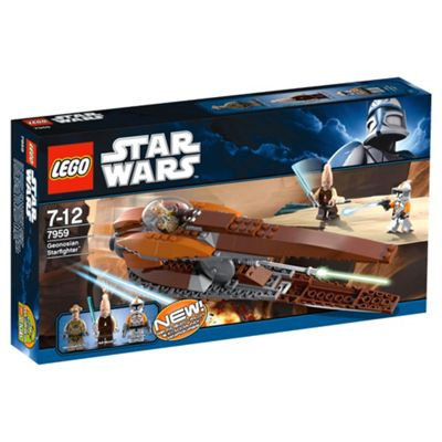 LEGO Star Wars Geonosian Starfighter 7959