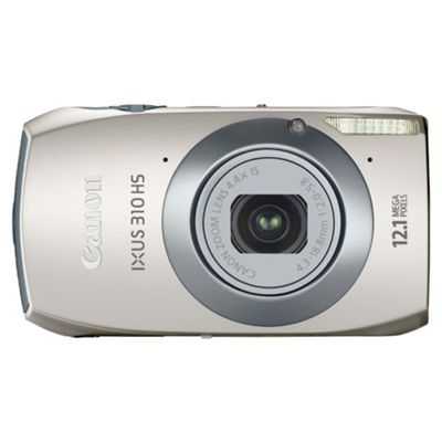 Canon IXUS 310 HS Digital Camera Silver