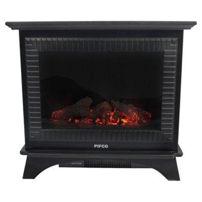 Pifco PE133 1.8kw Log Effect Fireplace