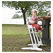 BabyDan Danchair Highchair White