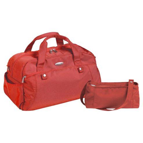 Koo-di Maternity/Weekend Bag, Orange
