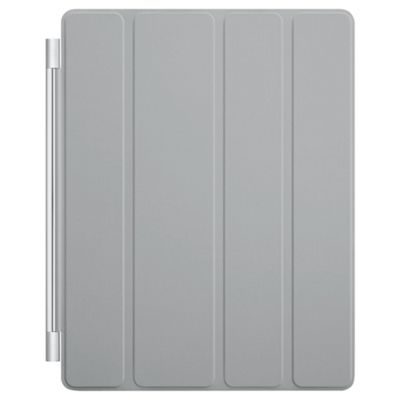 iPad Smart Cover - Polyurethane - Dark Grey