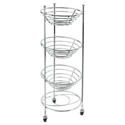 Axis 3 Tier Vegetable Trolley