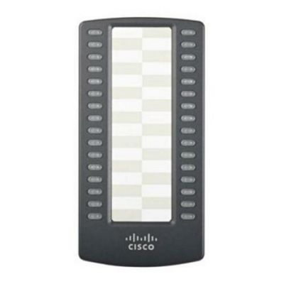 Cisco Systems SPA500S Small Business Pro, 32-button Attendant Console - Key Expansion Module