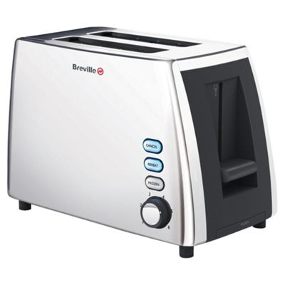 Breville VTT272 2 Slice Toaster - Polished Stainless Steel