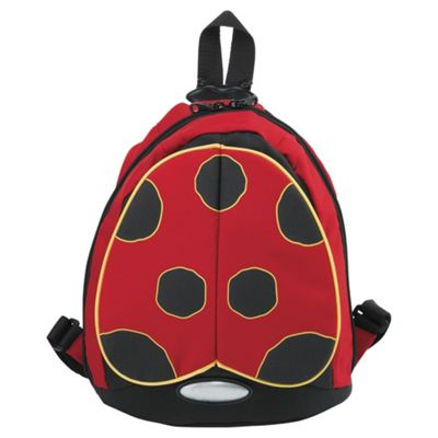 Samsonite Funny Face Kids' Backpack, Ladybird Medium