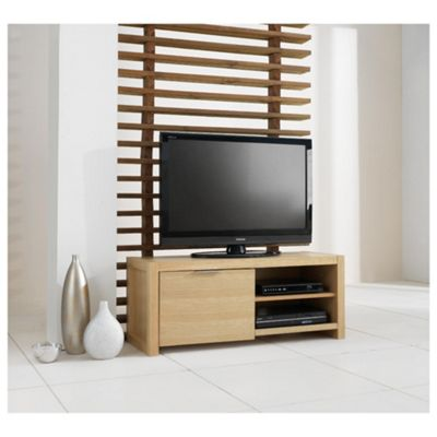 Cologne Tv Unit, Oak Veneer