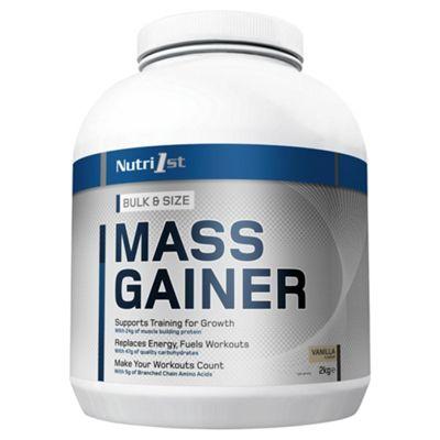 Nutri 1st Mass Gainer Vanilla 2kg
