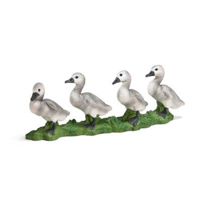 Schleich Mute Swan Cygnets