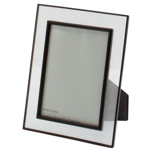 Tesco frosted-look frame, 5x7