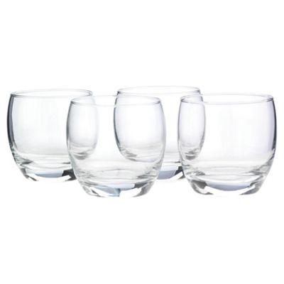 Set of 4 Mixer Glasses