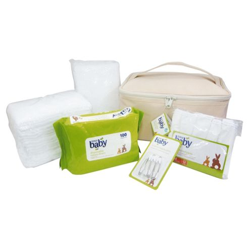 Tesco Terry Nappy Starter Set
