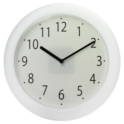 Tesco Value wall clock