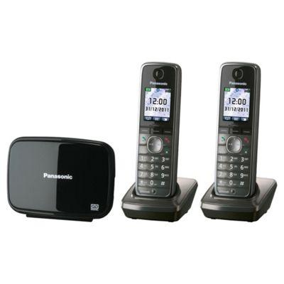 Panasonic KX-TG8622EM DECT Twin Telephone