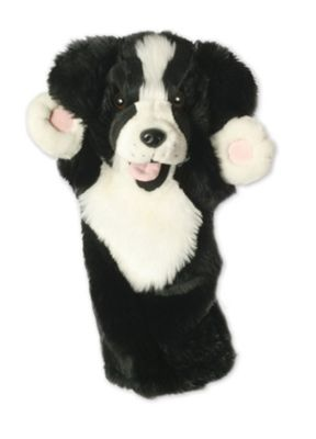 The Puppet Company Border Collie Puppet