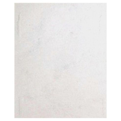 Elegant White Marble Effect Tile