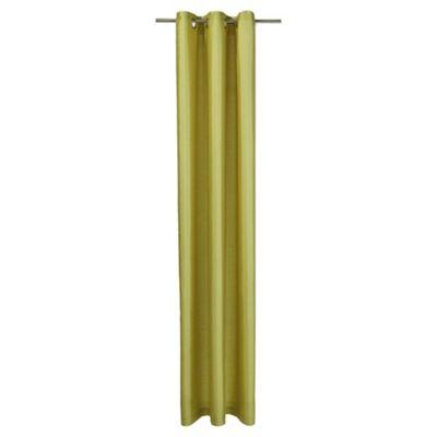 Tesco Faux Silk Eyelet Curtains W229xL137cm (90x54