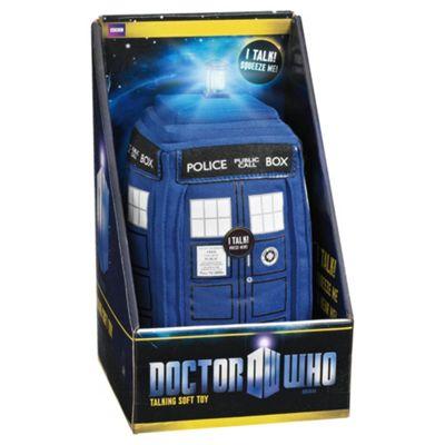 Doctor Who Medium Soft Toy Tardis  sc 1 st  Tesco & Buy Doctor Who Medium Soft Toy Tardis from our Soft Toys range - Tesco