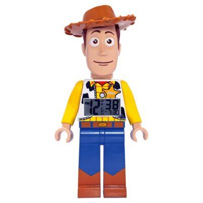 LEGO Toy Story Woody Minifigure Alarm Clock