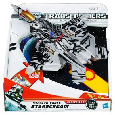 Transformers 3 Stealth Force Deluxe Starscream