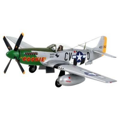 Revell P-51D Mustang Model Set