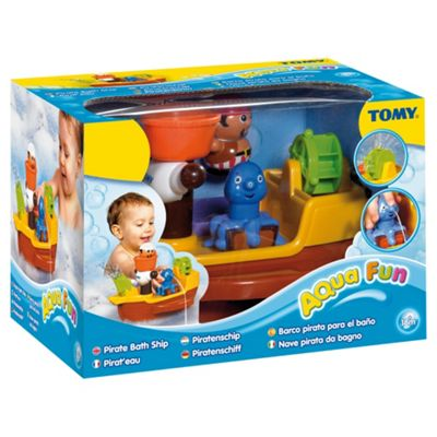Tomy Aquafun Pirate Bath Ship