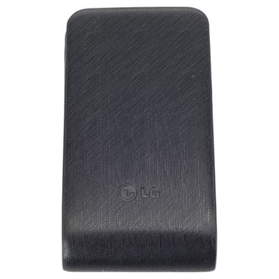 LG Original Leather Case Universal Black
