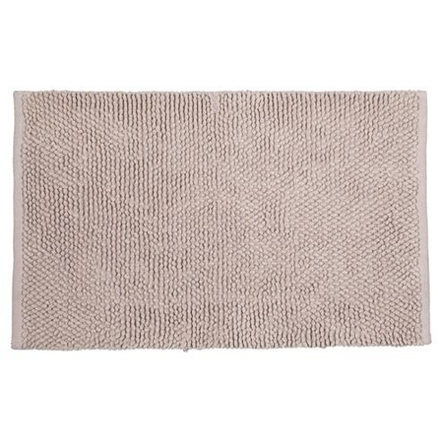Tesco Chenille Loop Mat Linen