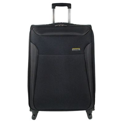 Revelation by Antler Nexus 4-Wheel Suitcase, Black Large