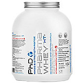 PhD Nutrition Pharma Whey HT+ Strawberry 2.27kg