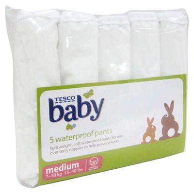 Tesco waterproof pants medium 5pack