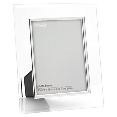 Tesco Glass Single Aperture frame 5x7