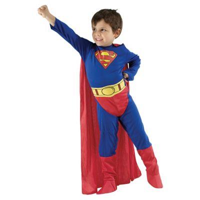 Superman - Child Costume 5-6 years