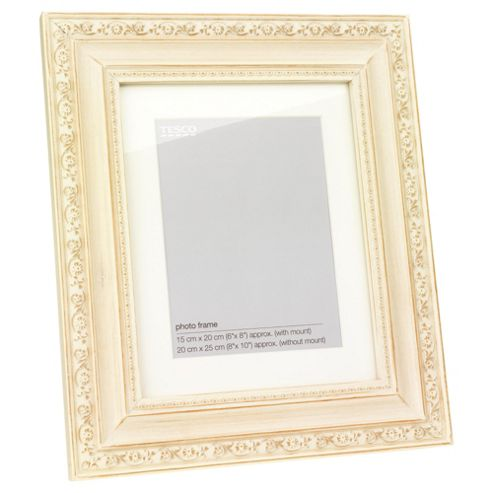 Tesco distressed profile frame, 8x10