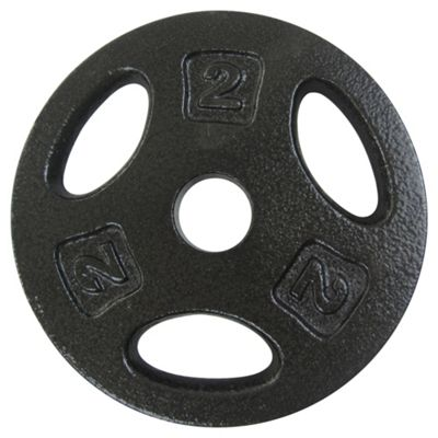 Cast Iron Weight, 2kg