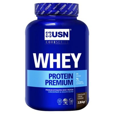 USN 100% Whey Protein Chocolate 2.28kg