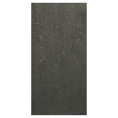 Porcelain Multi Use Tile (60x30cm) Mottle Black