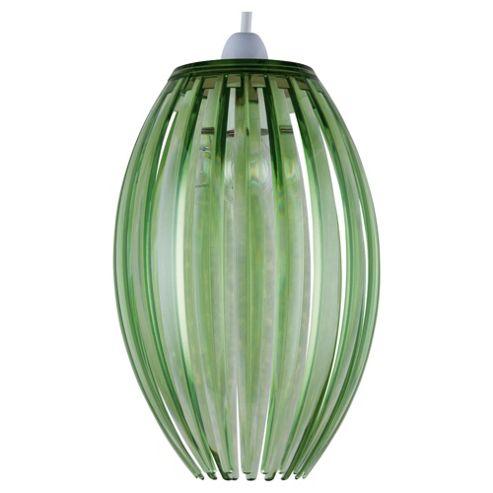Tesco Lighting Marti Nonelec Acrylic Pendant Green