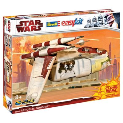Revell Star Wars Republic Gunship Easykit
