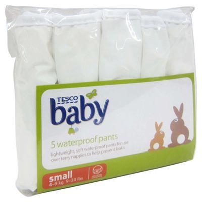 Tesco Waterproof Pants Small 5pack