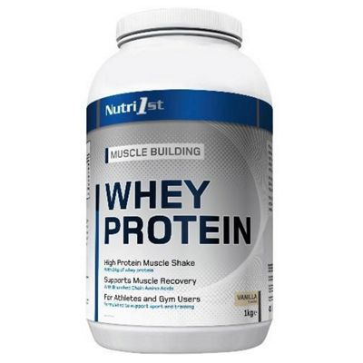 Nutri 1st Whey Protein Vanilla 1kg