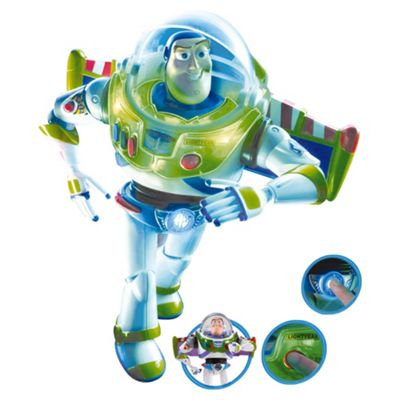 Toy Story Turbo Glow Buzz Lightyear Figure