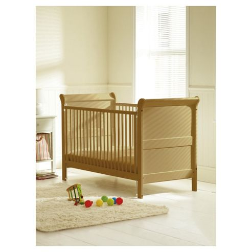 Victoria Cot Bed - country pine