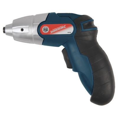 Silverline Screwdriver Lithium Ion 3.6V