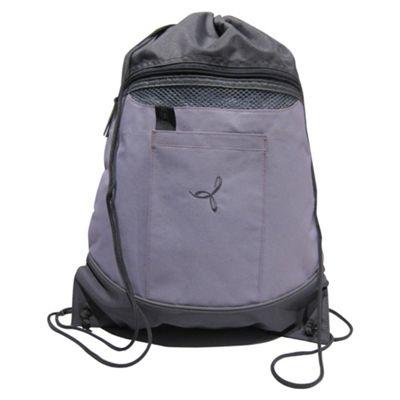Tesco Activequipment Gym Bag, Black & Purple