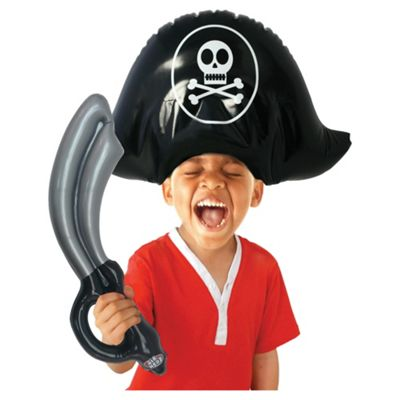Kids Airhedz - Pirate Kit