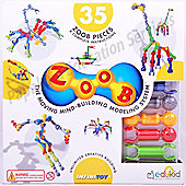 Zoob 9035 Piece Basic Set
